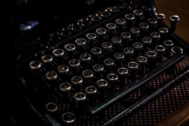 typewriter-1031024_640